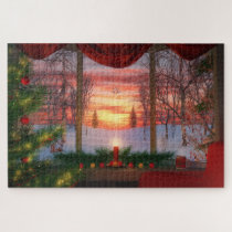 Heaven's Dayspring Christmas Puzzle