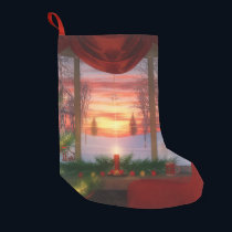 Heaven's Dayspring Christmas Stocking