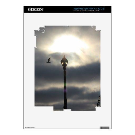 Heaven's  Door Decals For iPad 3