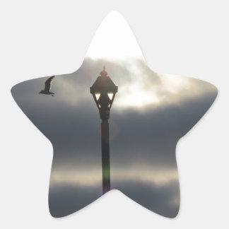 Heaven's  Door Star Sticker