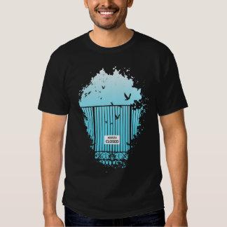 Heaven's door tee shirt