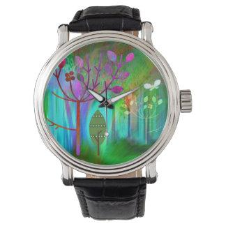 Heaven's Garden Wristwatch