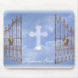 Heavens Gate Mouse Pad