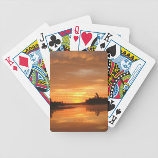heavens gates bicycle playing cards
