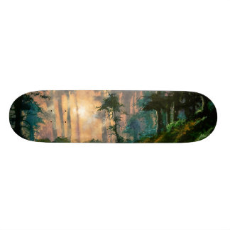 Heaven's Light Skateboard Deck