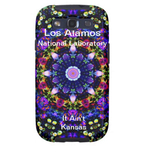 Heaven's Reprise of the Blue Universe Samsung Galaxy SIII Cases