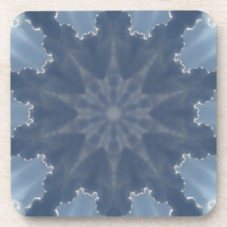 Heavens Spectrum Of Love And Light Drink Coaster