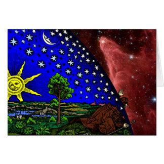 Heaven's Veil - Greeting Card