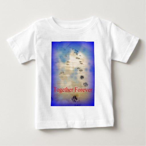 Heavens Walk Baby T-Shirt