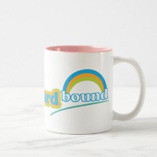 Heavenward Bound Christian retro coffee mug