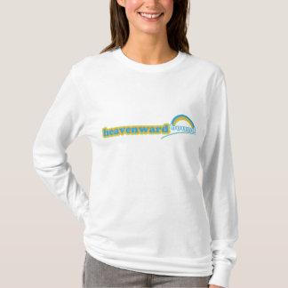 Heavenward Bound Christian retro womens hoodie