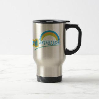 Heavenward Bound Christian travel mug
