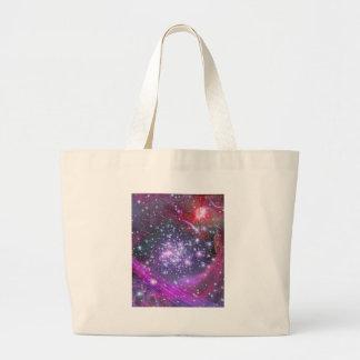 Heaviest Stars in Galaxy, Sagittarius Canvas Bags