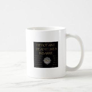 HEAVILY BLUNTED COFFEE MUG