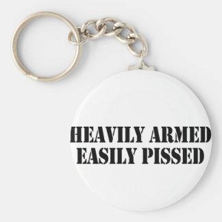 heavily key chain