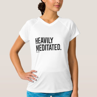 Heavily Meditated -  .png T-Shirt