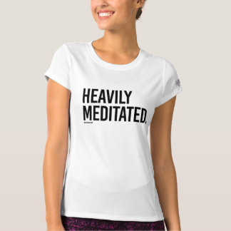 Heavily Meditated -  .png Tee Shirt