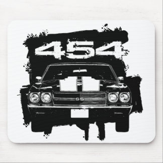 Heavy 454 mouse pad