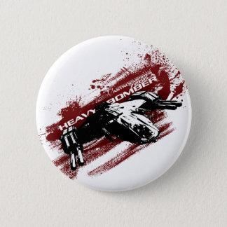 Heavy Bomber pin