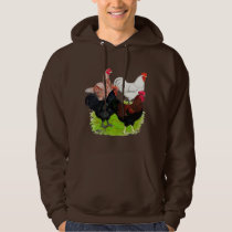 Heavy Breed Rooster Quartet Hoodie