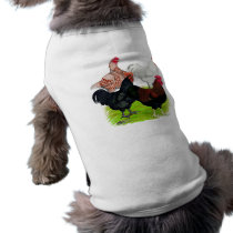 Heavy Breed Rooster Quartet Tee