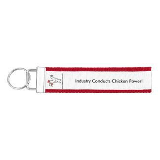 Heavy Chicken Industries keychain