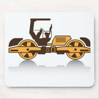 Heavy compactor mouse pad