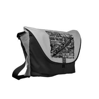 Heavy cruiser Toledo Messenger Bag