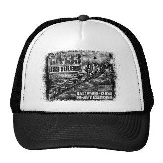 Heavy cruiser Toledo Trucker Hat