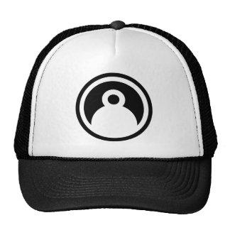 Heavy Designs Logo Cap Trucker Hat