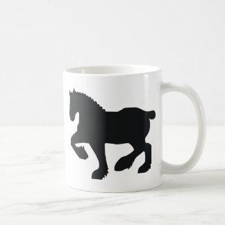 Heavy Draft Horse Coffee Mug