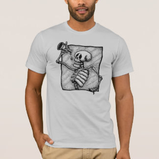 Heavy Drinkin' Calaca T-Shirt