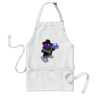 Heavy Drizzle Adult Apron