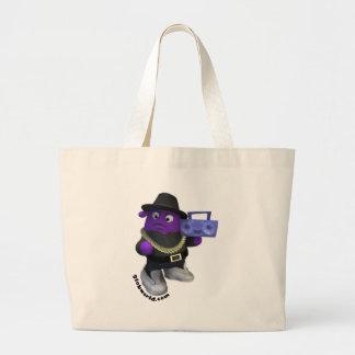 Heavy Drizzle Canvas Bag