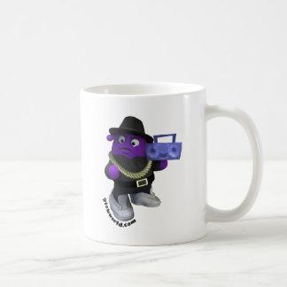 Heavy Drizzle Classic White Coffee Mug