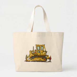 Heavy Duty Bulldozer Dirt Mover Construction Bags/ Large Tote Bag