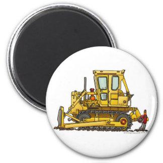 Heavy Duty Bulldozer Dirt Mover Construction Magne Fridge Magnet