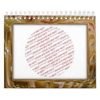 Heavy Duty Calendar Photo Frame & Reminders