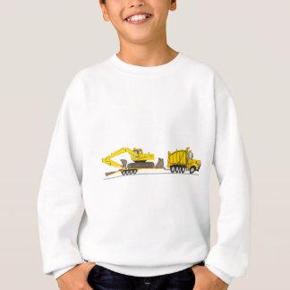 Heavy Duty Dump Truck Crane
