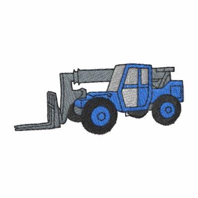 Heavy Duty Forklift Polo Shirt