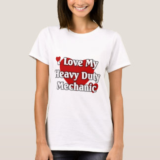 Heavy Duty Mechanic T-Shirt