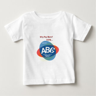 Heavy Duty Parliament cleaner Baby T-Shirt