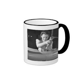 Heavy Duty Toys, 1942 Ringer Coffee Mug