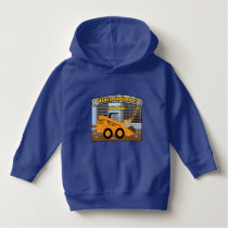 Heavy Equipment Skid Steer baby pullover