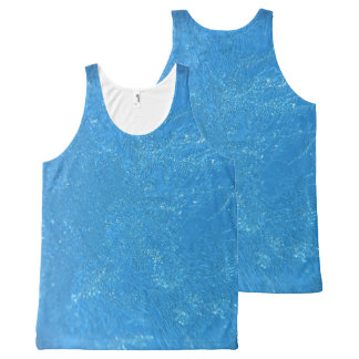 Heavy Frost All-Over-Print Tank Top