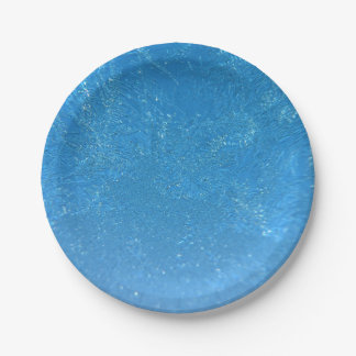 Heavy Frost Paper Plate