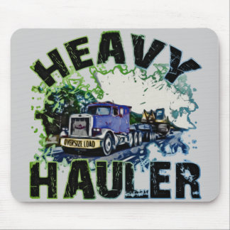 Heavy Hauler Mousepads