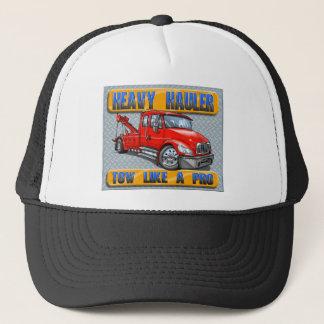 Heavy Hauler Tow Truck Trucker Hat