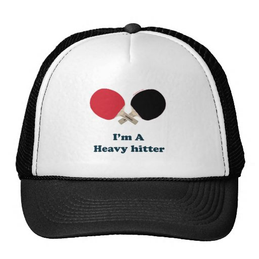 Heavy Hitter Ping Pong Hat