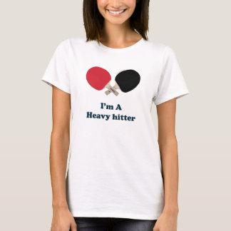 Heavy Hitter Ping Pong T-Shirt